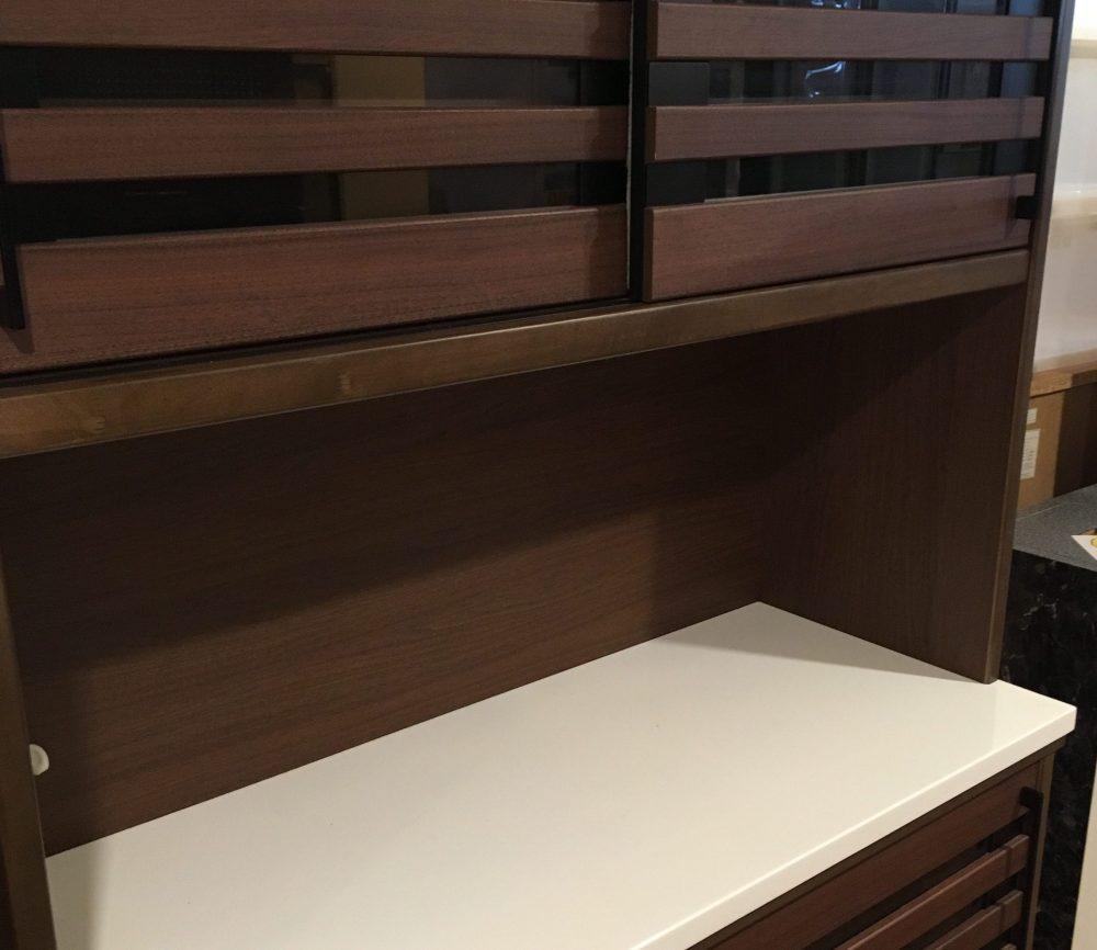 金沢市にキッチンボードの出張買取にお伺い致しました